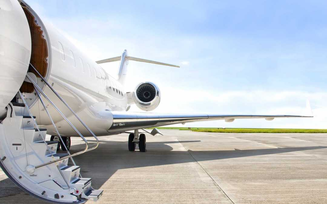 Business and Private Aviation Pushed Into the Digital Age